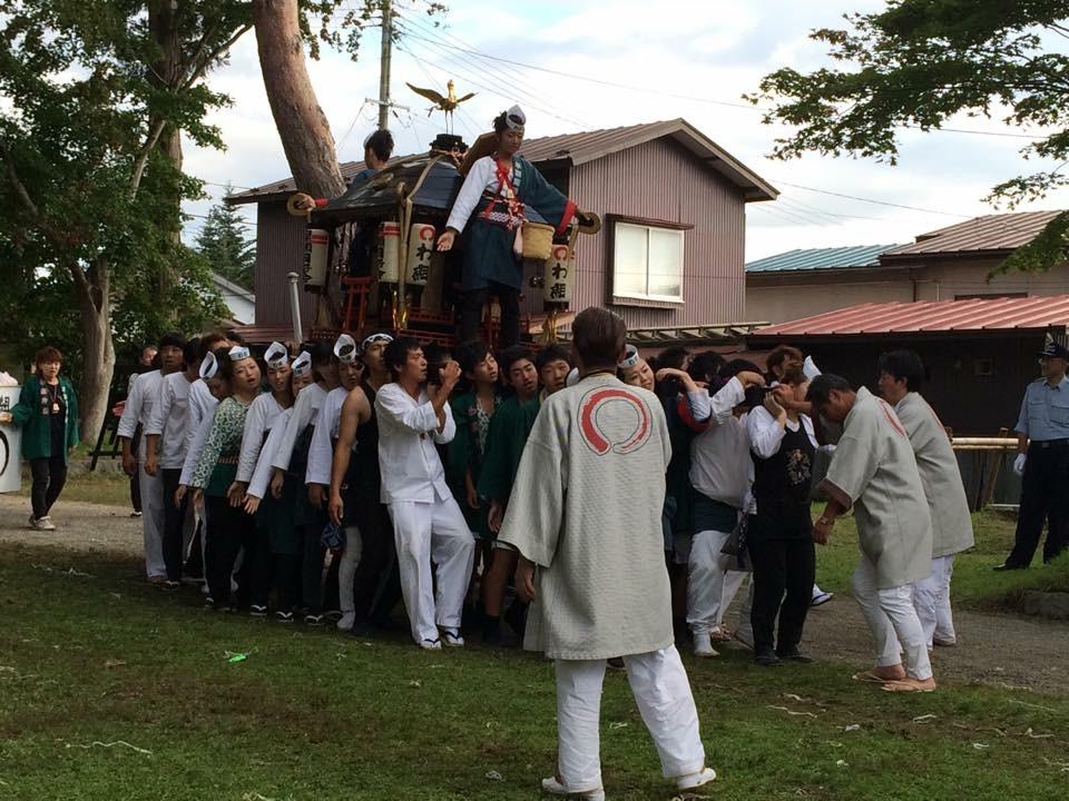 遠野祭り2